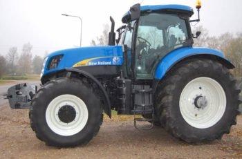 Трактор New Holland T 7060 технические характеристики