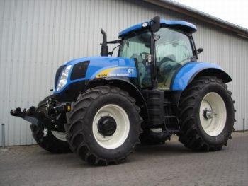 Американский трактор New Holland T 6090 технические характеристики