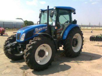 Трактор New Holland TD 5.110 технические характеристики, особенности устройства и цена