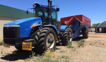 Мощный трактор New Holland T 9040 технические характеристики