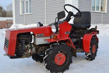 Мини трактор МТЗ 132 Н технические характеристики