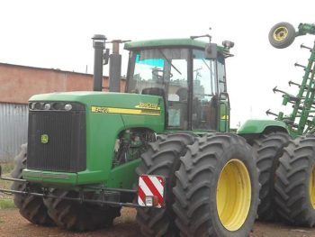 Флагман Трактор John Deere 9420 R технические характеристики