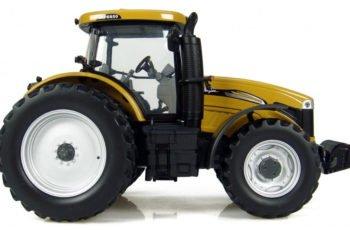 Тяжелый трактор Challenger MT685d технические характеристики