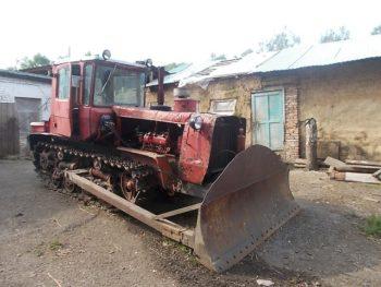 Трактор ДТ-175 Волгарь технические характеристики