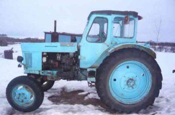 Трактор МТЗ 52 технические характеристики