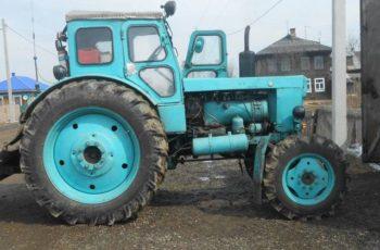 Трактор Т 40 АМ технические характеристики