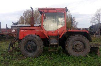 Трактор ЛТЗ 155 технические характеристики