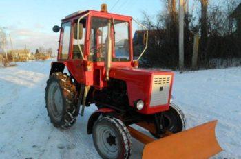 Советский трактор Т-30 технические характеристики
