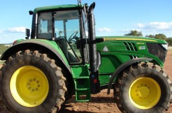 Трактор John Deere 6150M технические характеристики