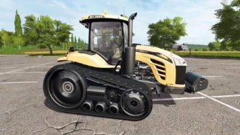 Многоцелевой трактор Challenger MT765E технические характеристики