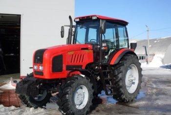 Современный трактор МТЗ 2022 технические характеристики