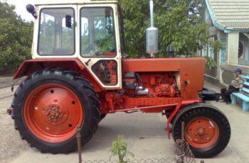 Трактор ЮМЗ 6 технические характеристики