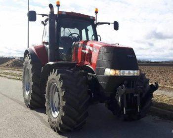 Многоцелевой трактор Case Magnum 335 технические характеристики