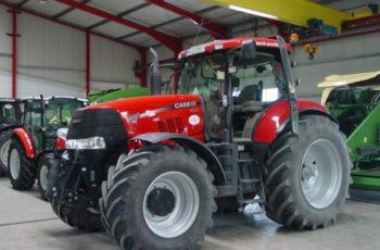 Флагманский трактор Case Puma 225 технические характеристики