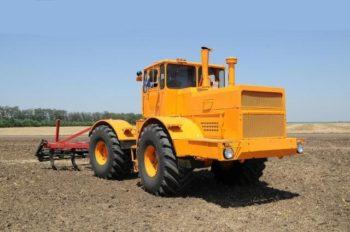 Легендарный трактор Кировец К-701 технические характеристики
