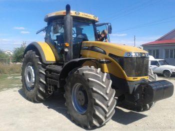 Трактор Challanger MT685D технические характеристики, особенности устройства
