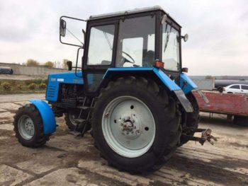 Трактор МТЗ 1025 технические характеристики