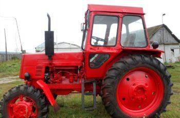 Легендарный трактор ЛТЗ 55 технические характеристики