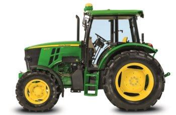 Производительный трактор John Deere 6110 B технические характеристики
