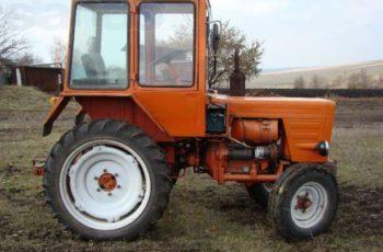 "Трактор Т 25 ""Владимирец"" технические характеристики"