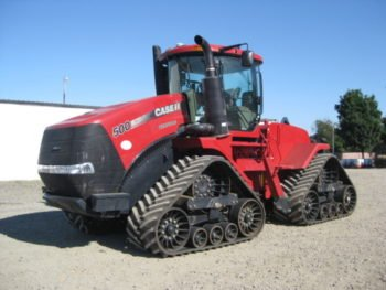 Трактор Case Steiger 500 технические характеристики и общая информация