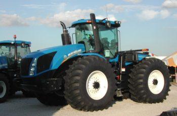 Американский трактор New Holland T 9.615 технические характеристики