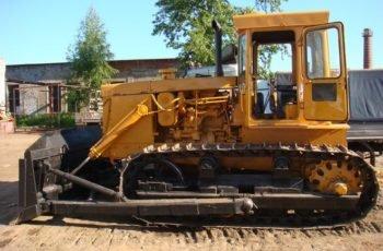 Гусеничный трактор Т-170 технические характеристики,