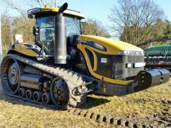 Многоцелевой трактор Challenger MT875E технические характеристики