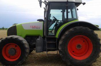 Трактор Class Atles 696 технические характеристики