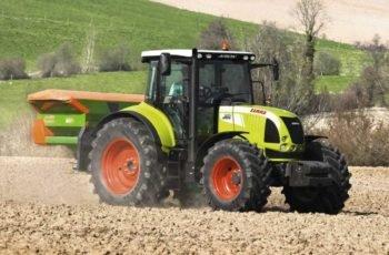 Трактор Claas Arion 600 технические характеристики