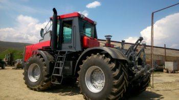 Производительный трактор Кировец К 744 технические характеристики