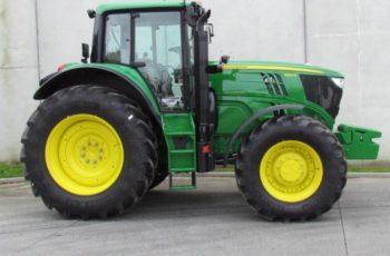 Трактор John Deere 6195M технические характеристики