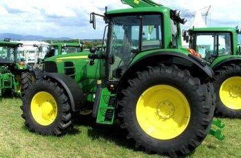 Трактор John Deere 6830 технические характеристики