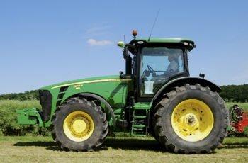 Востребованный трактор John Deere 8295 R технические характеристики