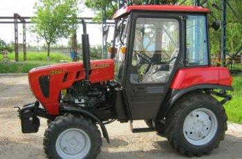 Трактор МТЗ 422 технические характеристики