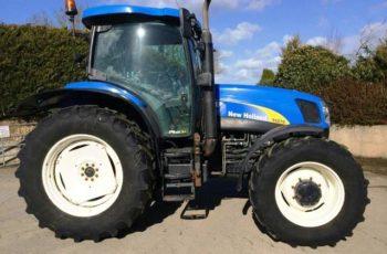 Трактор New Holland T 6070 технические характеристики