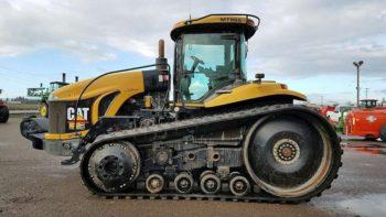 Трактор Challenger MT865 технические характеристики