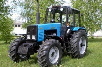 Современный белорусский трактор МТЗ 1221 технические характеристики