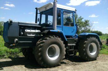 Универсальный трактор Т-150 технические характеристики