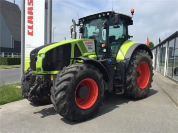 Трактор Class Axion 950 технические характеристики