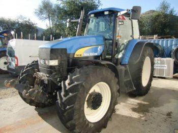 Трактор New Holland TM 190 технические характеристики, особенности устройства и цена
