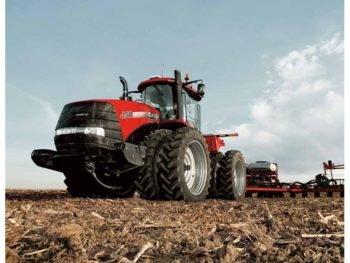 Трактор Case Steiger 450 технические характеристики