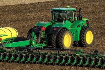Трактор John Deere 9570 R технические характеристики