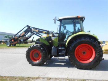 Бюджетный импортный трактор Claas Arion 630 технические характеристики