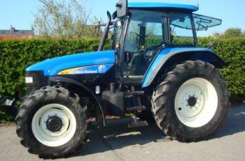 Трактор New Holland TM 140 технические характеристики