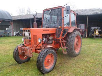 Многоцелевой трактор МТЗ 550 технические характеристики