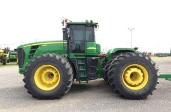 Трактор John Deere 9430 технические характеристики (популярен в СНГ)