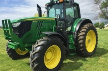 Трактор John Deere 6175M технические характеристики