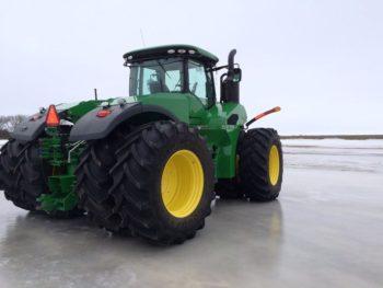 Трактор John Deere 9470 R технические характеристики