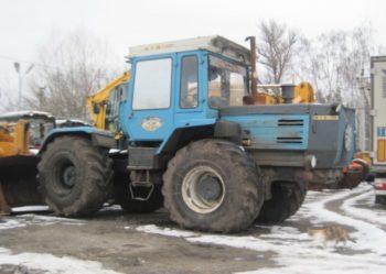 Сельскохозяйственный трактор ХТЗ 17221 технические характеристики